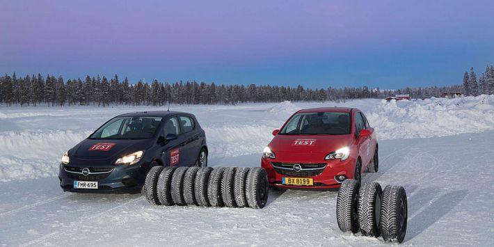 ACE Lenkrad a comparé 9 pneus hiver et 3 pneus toutes saisons dans son dernier test 2018