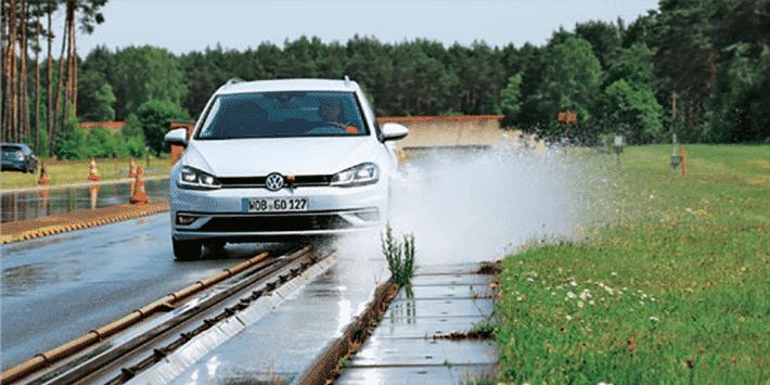 AutoBild a comparé 10 pneus toutes saisons dans des conditions climatiques différentes - Crédits photo © AutoBild