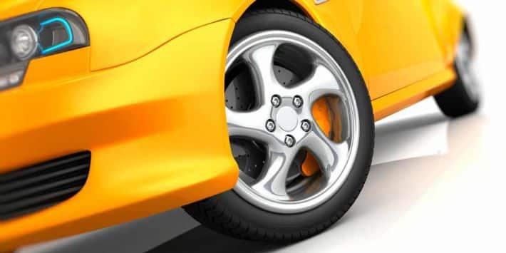 Contrôle technique : taille des pneus