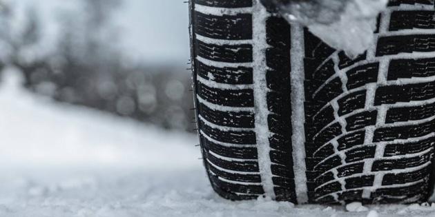 Nokian WR A4 dans la neige
