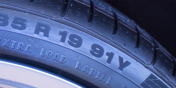 indice de charge et de vitesse des pneus