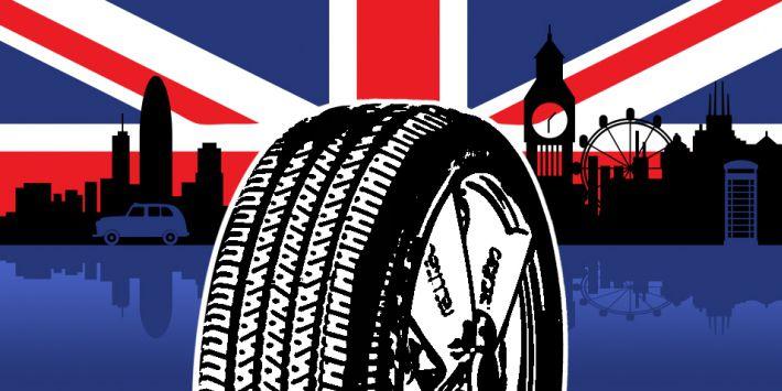 Marques de pneus britaniques
