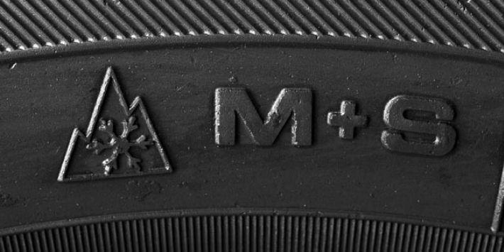 Pneu M+S et 3PMSF