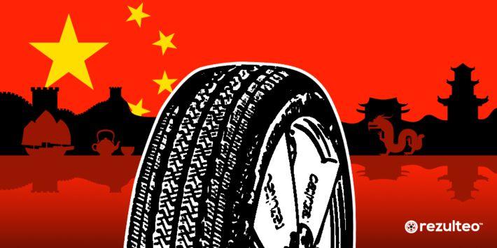 Marques de pneu chinois
