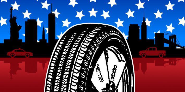 Marques de pneus américaines