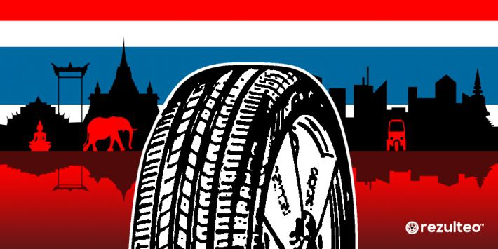 Marques de pneus thaïlandaises