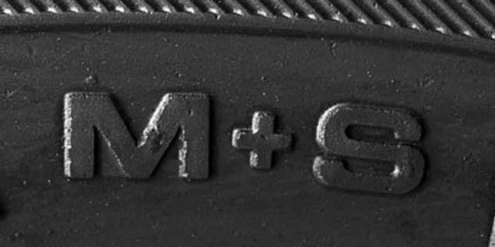 Pneu M+S