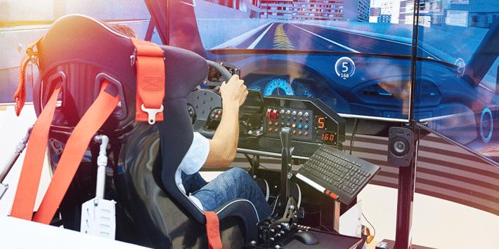 Marques de pneus en compétition virtuelle