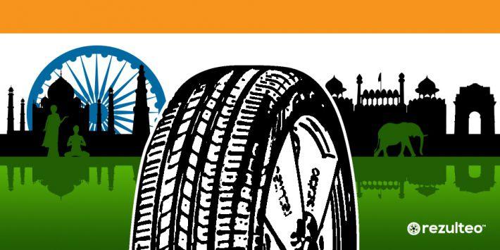 Marques de pneu indiennes