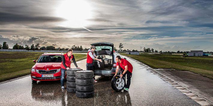 Meilleur pneu été 2019 pour voiture compacte : le comparatif d'ACE Lenkrad