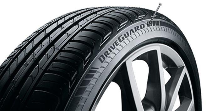 Pneu runflat : meilleurs pneus RFT, roulage à plat en cas de pneu crevé