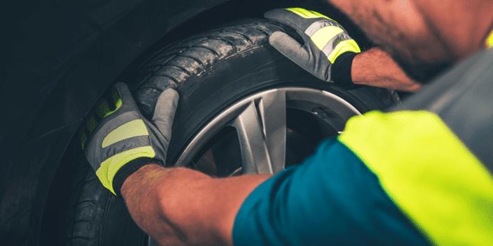 Montage pneu runflat