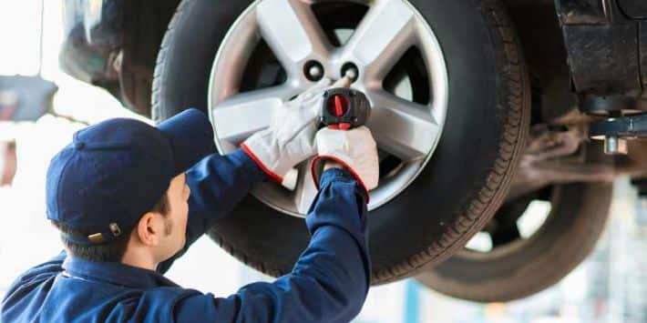 Monter des pneus différents