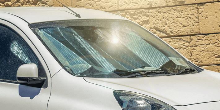 Eviter la chaleur dans une voiture : comment la refroidir en été ?