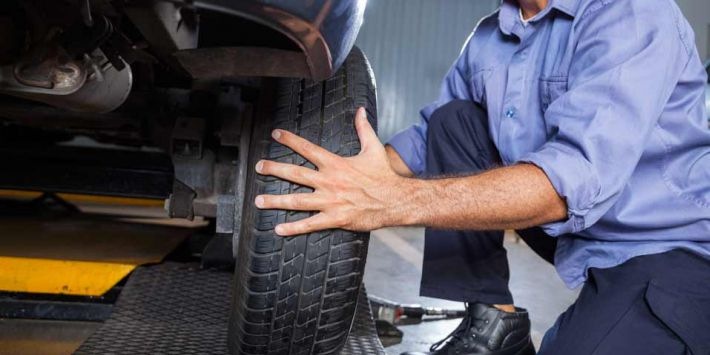 Permuter vos pneus