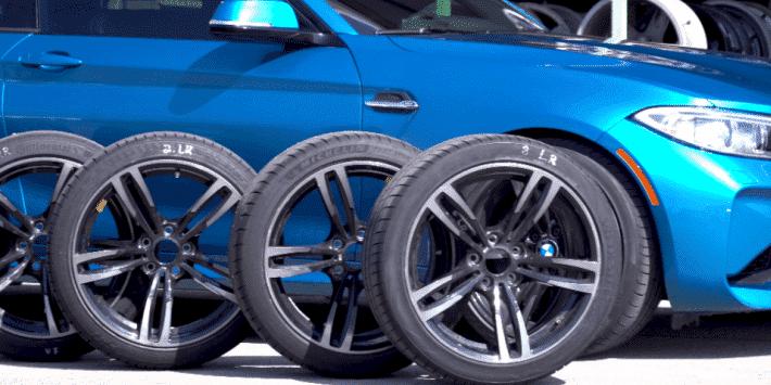 Pneus BMW M2 Tyre Reviews