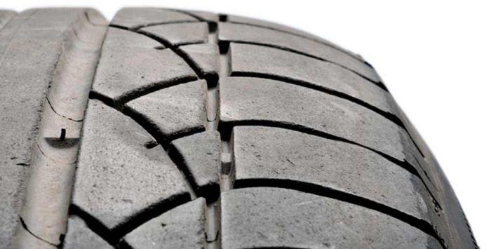 Usures pneus