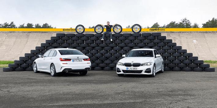 Test des meilleurs pneus été AutoZeitung