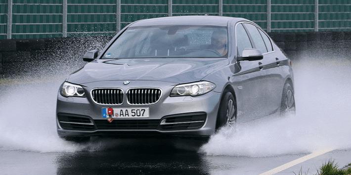 Test de pneus été 2020 par Auto Bild sur BMW Serie 5