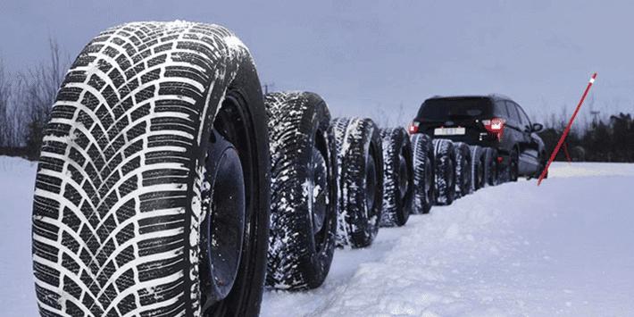 Test pneus hiver pour SUV : ADAC et TCS font un comparatifs de pneus pour la neige