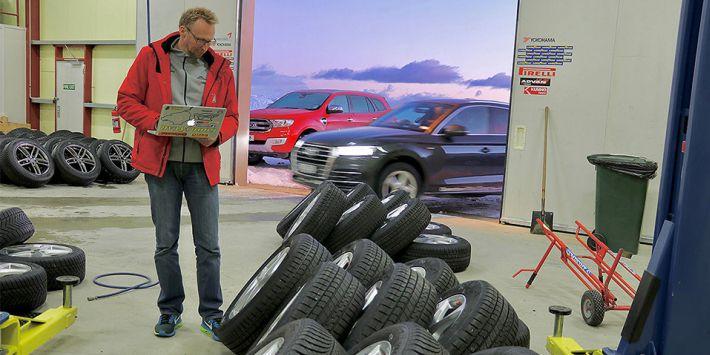 Test pneus toutes saisons suv autobild 2019