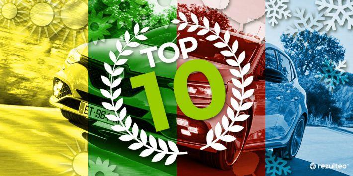 Les 10 meilleures marques de pneus toutes saisons pour rouler toute l'année