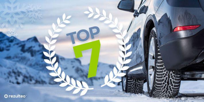 Les 7 meilleures marques de pneus hiver pour rouler sur la neige