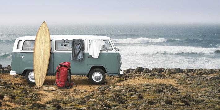 Pneu camping-car et van